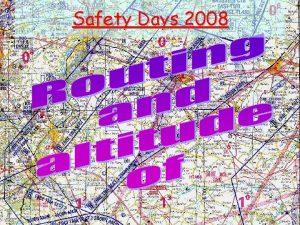 Safety Days 2008 Safety Days 2008 Rappel Position