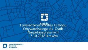 I posiedzenie Komisji Dialogu Obywatelskiego ds Osb Niepenosprawnych