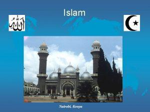 Islam Nairobi Kenya Islam 10 40 Window The