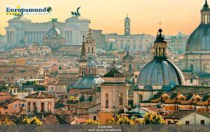Grande Italia Rome The eternal metropolis Grande Italia