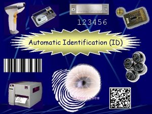 123456 Automatic Identification ID Automatic Identification ID Images