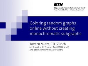 Coloring random graphs online without creating monochromatic subgraphs