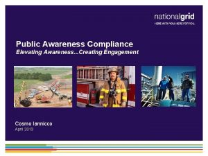Public Awareness Compliance Elevating Awareness Creating Engagement Place