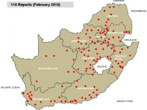 116 Reports February 2018 Internal parasites Roundworms February