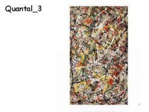 Quantal3 1 Repaso 2 3 np 4 5