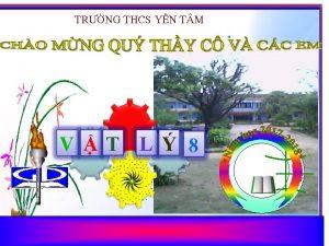 TRNG THCS YN T M V T L