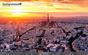 Paris Madrid y Lisboa Paris Je taime Paris