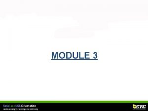 MODULE 3 Hand Safety Hand Safety Injuries to