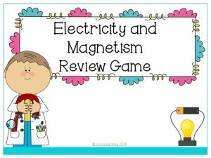 Electricity Review Static Electricity Circuits Conductors Insulators Q