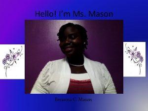 Hello Im Ms Mason New Orleans Louisiana Home