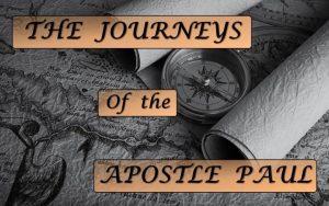 Pauls Third Journey Paul wrote Romans from Corinth