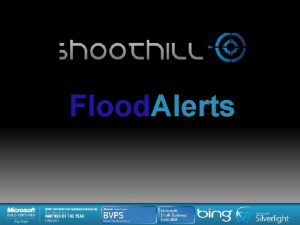 Flood Alerts Flood Facts One in six homes