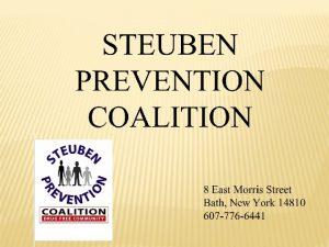 OUR COMMUNITY Population 97 361 Rural Community Steuben