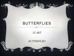 BUTTERFLIES S 1 ART BUTTERFLIES BUTTERFLY TEMPLATES BUTTERFLY