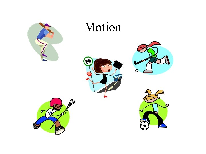 Motion Speed What is Speed Speed distance time
