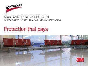 What is Scotchgard Stone Floor Protector Floor surface