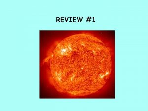 REVIEW 1 WHAT IS ASTRONOMY WHAT IS ASTRONOMY