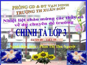 TUN 28 TIT 55 Ngi thc hin Phan