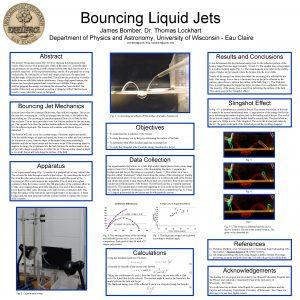 Bouncing Liquid Jets James Bomber Dr Thomas Lockhart