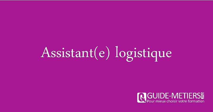 Assistante logistique Assistante logistique Procurement Operations Manager Export