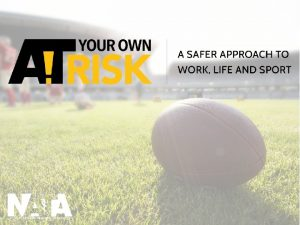 About At Your Own Risk A public awareness