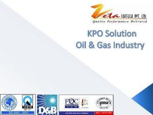 KPO Solution Oil Gas Industry Case Study Zeta