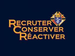 Conservation des membres La conservation commence ds quun