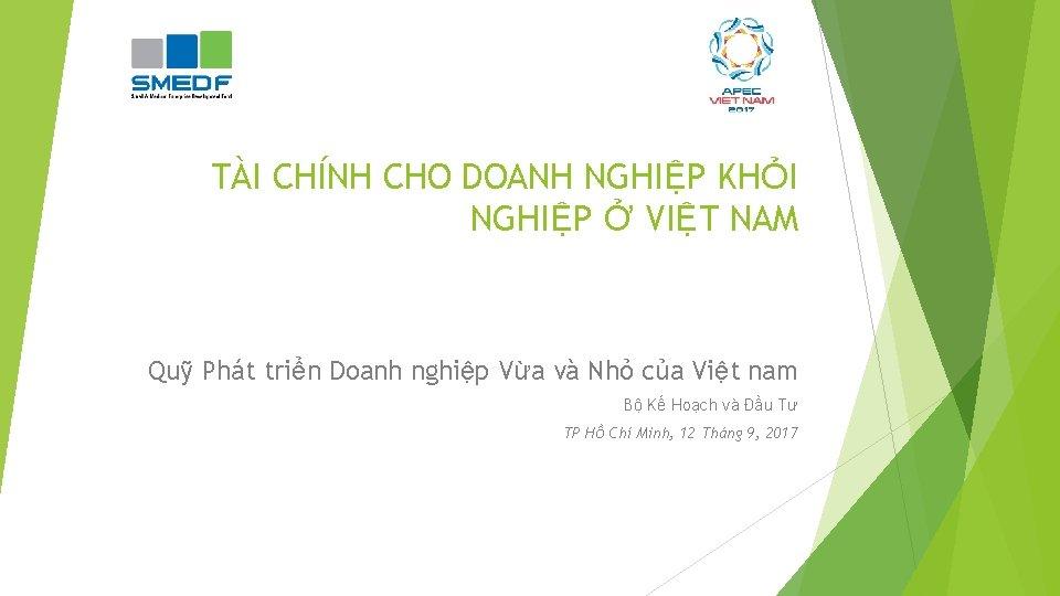 TI CHNH CHO DOANH NGHIP KHI NGHIP VIT