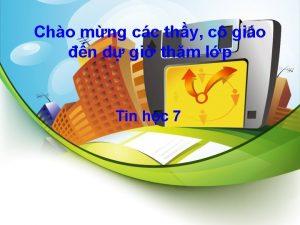 Cho mng cc thy c gio n d