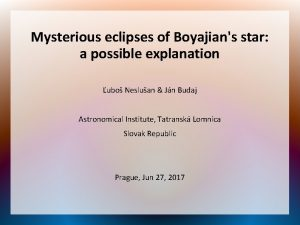 Mysterious eclipses of Boyajians star a possible explanation