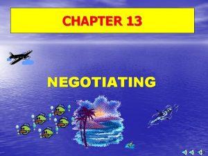 CHAPTER 13 NEGOTIATING FINANCIAL PYRAMID CREDIT SAVINGS GOAL