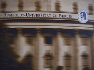 HUMBOLDTUNIVERSITT ZU BERLIN HUMBOLDTUNIVERSITT ZU BERLIN DAAD AlumniProgramms