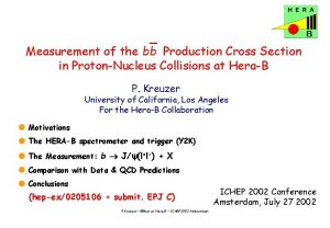 Measurement of the bb Production Cross Section in