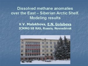 Dissolved methane anomalies over the East Siberian Arctic