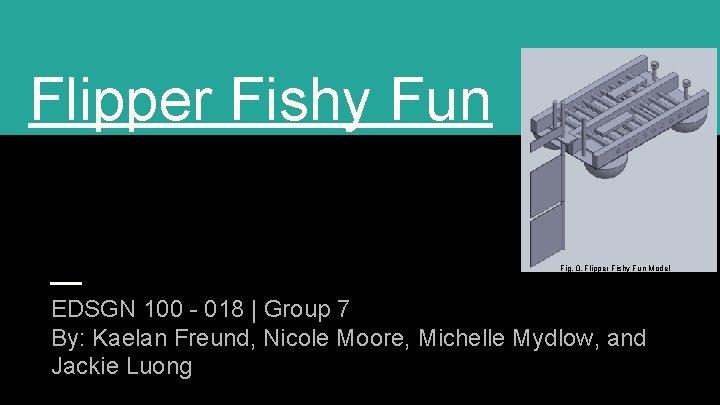 Flipper Fishy Fun Fig 0 Flipper Fishy Fun