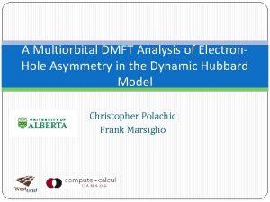 A Multiorbital DMFT Analysis of Electron Hole Asymmetry