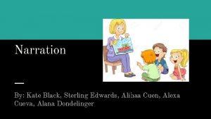 Narration By Kate Black Sterling Edwards Alihaa Cuen