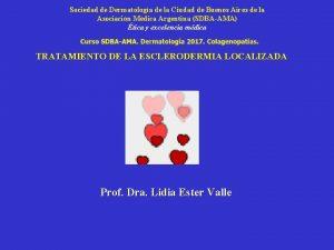 Sociedad de Dermatologa de la Ciudad de Buenos