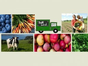 Food sourcing trends create a profitable opportunity Sales