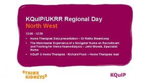 KQu IPUKRR Regional Day North West 12 00