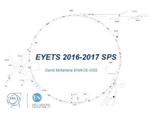 EYETS 2016 2017 SPS David Mcfarlane ENACEOSS SPS