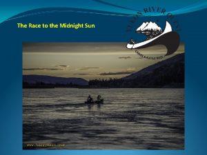 The Race to the Midnight Sun YRQ 2017