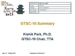 Document No GSC 17 CL04 r 1 Source