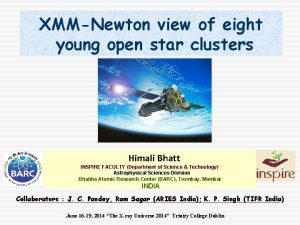 XMMNewton view of eight young open star clusters