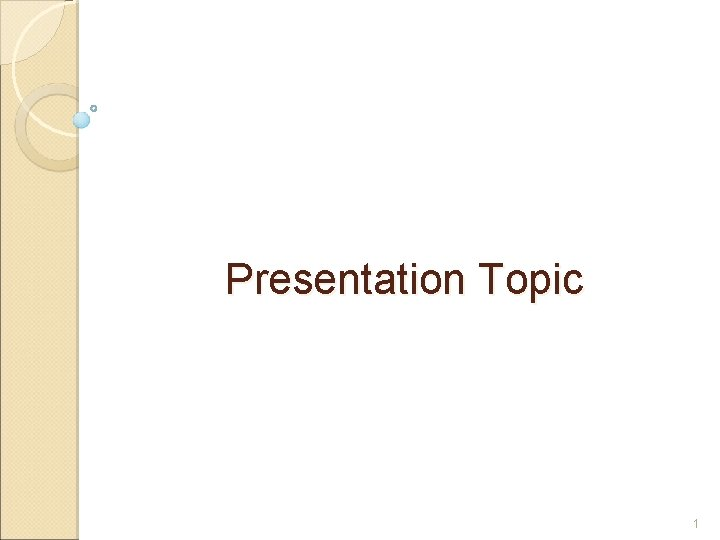 Presentation Topic 1 COCOMO ESTIMATION 2 Cocomo estimation