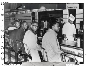 1957 SCLC formed fights bus segregation in Tallahassee
