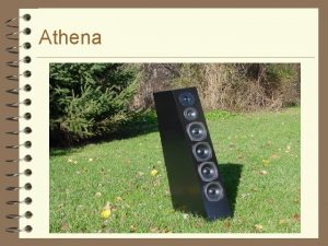 Athena R R Cordell 101803 Athena R R