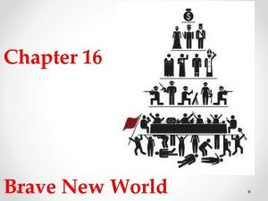Chapter 16 Brave New World Reading Check Ch