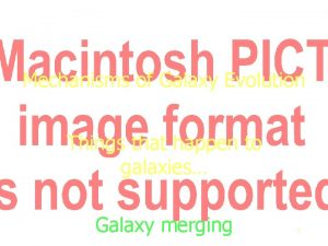 Mechanisms of Galaxy Evolution Things that happen to