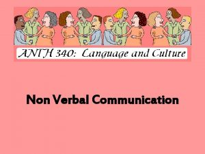 Non Verbal Communication What Is Paralanguage DEFINITION Paralanguage